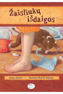Žaisliukų išdaigos | Emily Jenkins
