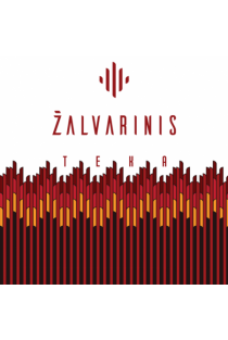 Žalvarinis - Teka (CD) |