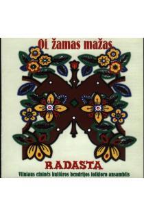 Oi, žamas mažas (CD) | Radasta