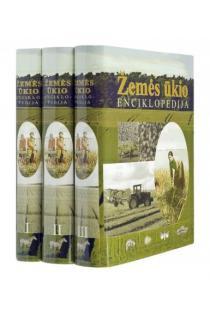 Žemės ūkio enciklopedija, I-III tomai | Vyr. red. Albinas Kusta
