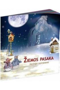 Žiemos pasaka (su CD) | Neringa Lapinskienė