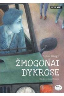 Žmogonai dykrose | Sylvia Waugh
