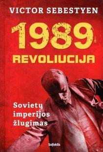 1989. Revoliucija | Victor Sebestyen