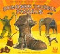 Įdomiosios tadžikų pasakos (CD) | Pasakos iš močiutės knygų lentynos
