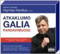 Atkaklumo galia pardavimuose (4 CD) | Algirdas Karalius