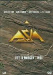 Asia. Live In Moscow 1990 (DVD) | Asia