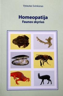 Homeopatija. Faunos skyrius | Vytautas Svinkūnas