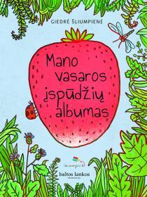 Mano vasaros įspūdžių albumas | Giedrė Šliumpienė