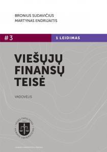 Viešųjų finansų teisė | Bronius Sudavičius, Martynas Endrijaitis