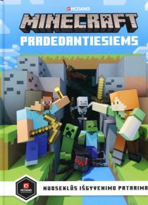 Minecraft pradedantiesiems   Stephanie Milton