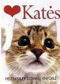 Katės (MINI dovanų knygelė) | Helen Exley