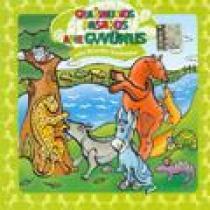 Gražiausios pasakos apie gyvūnus (CD) | Ričardas Kazlauskas