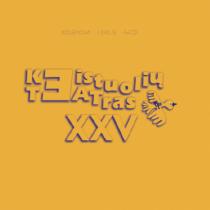 Keistuolių teatras XXV - Kolekcija, I dalis (4 CD) |