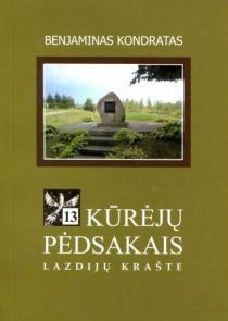 Kūrėjų pėdsakais Lazdijų krašte, 13 knyga | Benjaminas Kondratas