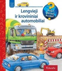 Lengvieji ir krovininiai automobiliai | Andrea Erne, Ursula Weller
