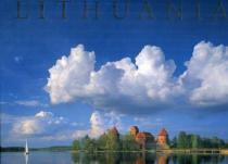 Lietuva. Kraštovaizdis ir architektūra (anglų k.)   Raimondas Paknys