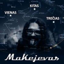 Aleksandras Makejevas - Vienas, kitas, trečias (CD) | Aleksandras Makejevas