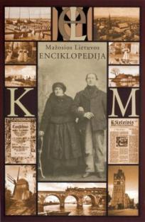 Mažosios Lietuvos enciklopedija, II tomas, Kas-Maž | Autorių kolektyvas