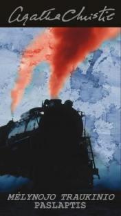 Mėlynojo traukinio paslaptis   Agatha Christie