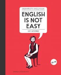 (Ne)paprasta anglų kalba. English is not easy | Luci Gutiérrez