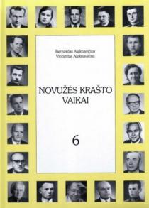 Novužės krašto vaikai (6 tomas) | Bernardas Aleknavičius