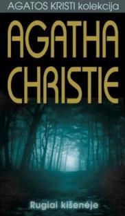 Rugiai kišenėje   Agatha Christie