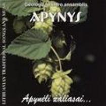 Apynėli žaliasai (CD) | Apynys
