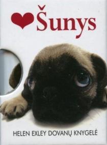Šunys (MINI dovanų knygelė)   Helen Exley