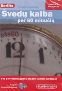 Švedų kalba per 60 minučių (CD + brošiūra)  