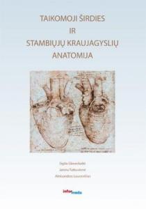 Taikomoji širdies ir stambiųjų kraujagyslių anatomija | Sigita Glaveckaitė, Janina Tutkuvienė, Aleksandras Laucevičius
