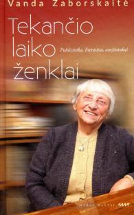 Tekančio laiko ženklai   Vanda Zaborskaitė