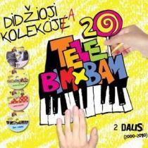 Didžioji Tele Bim-Bam Kolekcija 2 (4 CD) |