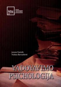 Vadovavimo psichologija | Juozas Kasiulis, Violeta Barvydienė