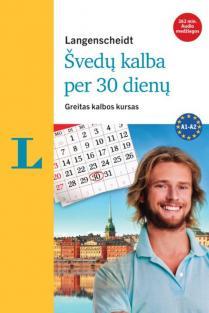 Švedų kalba per 30 dienų (su 2 CD) | Paola Kucera, Elisabeth Timmermann