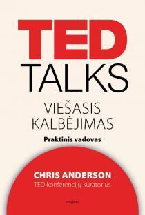 TED Talks. Viešasis kalbėjimas | Chris Anderson