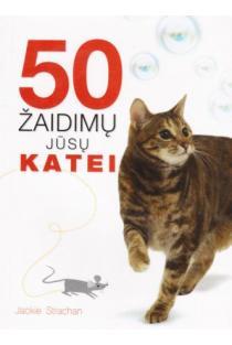 50 žaidimų jūsų katei | Jackie Strachan