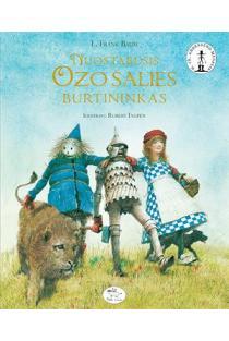 Nuostabusis Ozo šalies burtininkas | L. Frank Baum