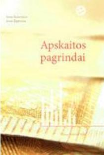 Apskaitos pagrindai | Jonas Butkevičius, Jonas Žaptorius