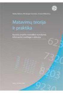 Matavimų teorija ir praktika. Kursinio projekto metodikos nurodymai | Vladas Vekteris