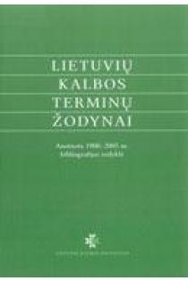 Lietuvių kalbos terminų žodynai | J. Gaivenytė-Butler, St. Keinys, A. Noreikaitė