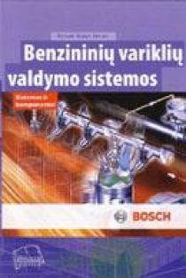 Benzininių variklių valdymo sistemos   Robert Bosch Gmbh