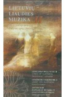 Lietuvių liaudies muzika II: aukštaičių dainos. Šiaurės Rytų Lietuva (su 3CD) |