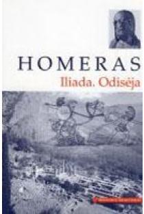 Iliada. Odisėja (Mokinio skaitiniai) | Homeras