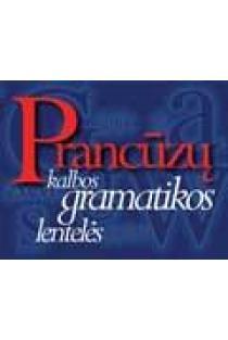 Prancūzų kalbos gramatikos lentelės | Sud. R. Matonienė