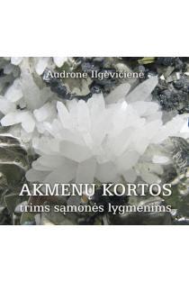 Akmenų kortos trims sąmonės lygmenims (su kortomis) | Audronė Ilgevičienė - Astrėja