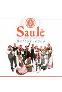 Baltos ievos (CD) | Liaudiškos muzikos ansamblis