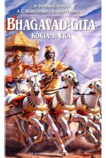 Bhagavad-Gita. Kokia ji yra | A. C. Bhaktivedanta Swami Prabhupada