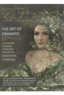 The Art of Dramatic Soprano (Dramatinio soprano menas) (CD) | Nomeda Kazlaus