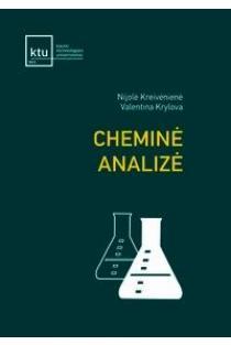 Cheminė analizė | Nijolė Kreivėnienė, Valentina Krylova