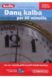 Danų kalba per 60 minučių (CD + brošiūra) |